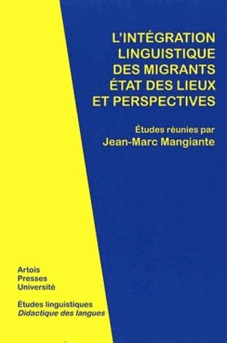L'intégration linguistique des migrants : état des lieux et perspectives
