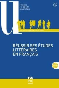 Jean-Marc Mangiante et François Raviez - Réussir ses études littéraires en français. 1 Cédérom