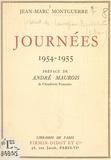 Jean-Marc Montguerre et Jean-Marc Langlois-Berthelot - Journées - 1954-1955.