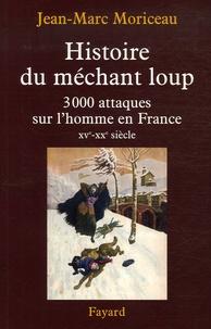 Era-circus.be Histoire du méchant loup - 3 000 attaques sur l'homme en France (XVe-XXe siècle) Image