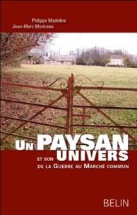 Histoiresdenlire.be Un paysan et son univers, de la guerre au marché commun - A travers les agendas de Pierre Lebugle, cultivateur en pays d'Auge Image