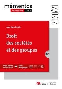 Jean-Marc Moulin - Droit des sociétéset des groupes.