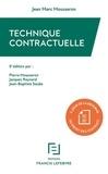 Jean-Marc Mousseron - Technique contractuelle.