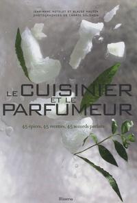 Deedr.fr Le cuisinier et le parfumeur - 45 Epices, 45 recettes, 45 accords parfaits Image