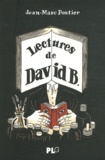 Jean-Marc Pontier - Lectures de David B..