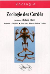 Jean-Marc Ridet et Roland Platel - Zoologie des cordés.