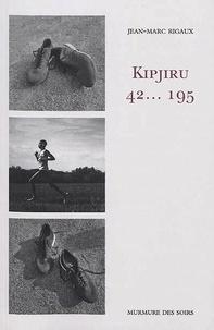 Jean-Marc Rigaux - Kipjiru 42... 195.