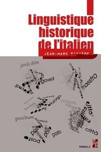 Jean-Marc Rivière - Linguistique historique de l'italien.