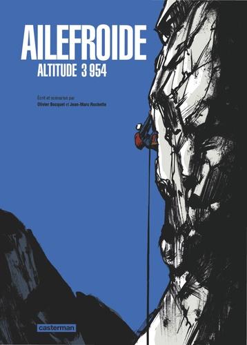 Ailefroide. Altitude 3 954
