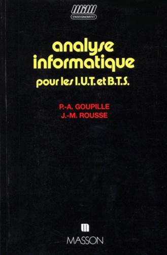 Jean-Marc Rousse et Pierre-Alain Goupille - .