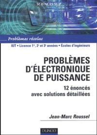 Alixetmika.fr Problèmes d'électronique de puissance - 12 énoncés avec solutions détaillées Image