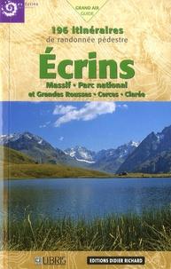 Deedr.fr Ecrins - Massif Parc national et Grandes Rousses, Cerces, Clarée 196 Itinéraires de randonnée pédestre Image