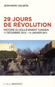 Lesmouchescestlouche.fr 29 jours de révolution - Histoire du soulèvement tunisien, 17 décembre 2010 - 14 janvier 2011 Image