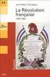 Jean-Marc Schiappa - La Révolution française.