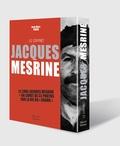 """Jean-Marc Simon - Jacques Mesrine - Le livre Jacques Mesrine et 1 album photo de 24 pages sur la vie du """"Grand""""."""