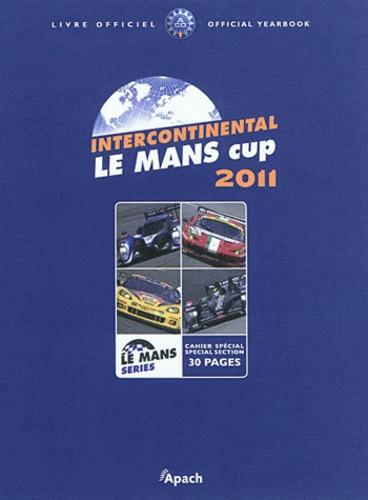 Jean-Marc Teissèdre - Intercontinental Le Mans Cup 2011.