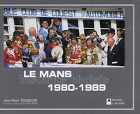 Jean-Marc Teissèdre - Le Mans 1980-1989 - Instants choisis.
