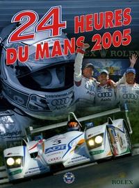 Jean-Marc Tesseidre et Christian Moity - 24 heures du Mans 2005.