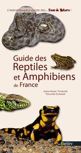 Galabria.be Guide des reptiles et amphibiens de France Image