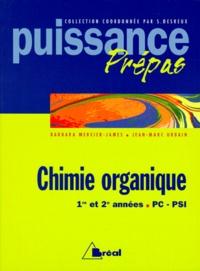 CHIMIE ORGANIQUE. 1ère et 2ème années PC, PSI.pdf
