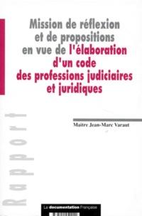 Histoiresdenlire.be Mission de réflexion et de propositions en vue de l'élaboration d'un code des professions judiciaires et juridiques Image