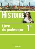 Jean-Marc Vidal - Histoire 1re - Livre du professeur.