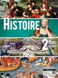 Jean-Marc Vidal - Histoire 2de.