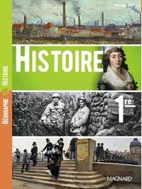 Jean-Marc Vidal et Jacqueline Jalta - Histoire-Géographie 1re.