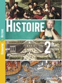 Jean-Marc Vidal et Jacqueline Jalta - Histoire-Géographie 2de - Les défis d'un monde en transition.