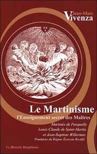 Le Martinisme - Lenseignement secret des Maîtres.pdf