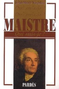 Jean-Marc Vivenza - Maistre.