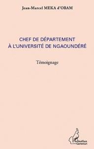 Chef de département à luniversité de Ngaoundéré - Témoignage.pdf