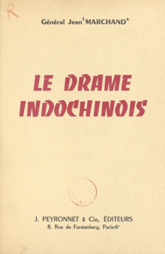 Le drame indochinois