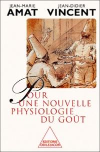Jean-Marie Amat et Jean-Didier Vincent - .