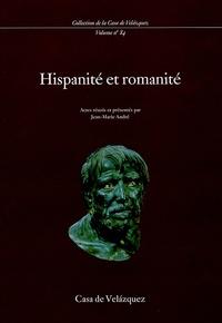 Jean-Marie André - Hispanité et romanité.