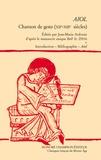 Jean-Marie Ardouin - Aiol - Chanson de geste (XIIe-XIIIe siècles), 2 volumes.