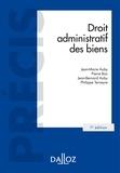 Jean-Marie Auby et Pierre Bon - Droit administratif des biens - Domaine public et privé ; Travaux et ouvrages publics ; Expropriation.