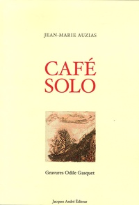 Jean-Marie Auzias - Café Solo.