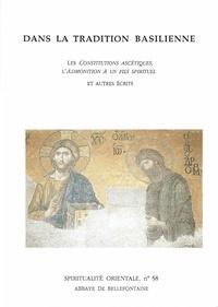Jean-Marie Baguenard et  Basile de Césarée - .