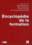 Jean-Marie Barbier et Etienne Bourgeois - Encyclopédie de la Formation.