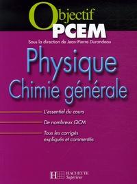 Jean-Marie Bélières et Marc Bigorre - Physique Chimie générale.