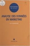 Jean-Marie Bouroche - Analyse des données en marketing.