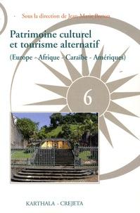 Jean-Marie Breton - Patrimoine culturel et tourisme alternatif - (Afrique, Amériques, Caraïbe, Europe).