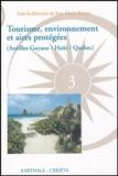 Jean-Marie Breton - Tourisme, environnement et aires protégées - (Antilles-Guyane/Haïti/Québec).