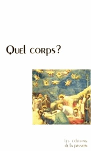 Jean-Marie Brohm - Quel corps ?.