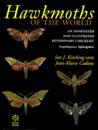 Openwetlab.it Hawkmoths of the world. An annoted and illustrated revisionary checklist Image
