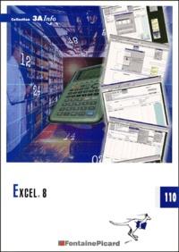 Jean-Marie Cardoni et Jean Lombard - Excel 8.