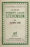 Jean-Marie Carré - La vie de Robert Louis Stevenson.