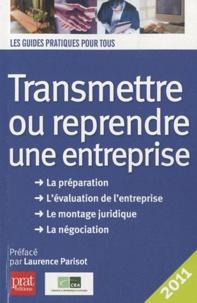 Transmettre ou reprendre une entreprise - Jean-Marie Catabelle pdf epub
