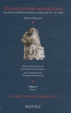 Jean-Marie Cauchies - Le château, autour et alentours (XIVe-XVIe siècles) : paysage, parc, jardin et domaine.